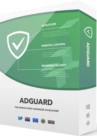 برنامج حجب الإعلانات | Adguard Premium