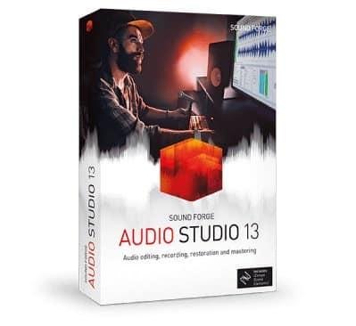 برنامج ساوند فورج 2019 | MAGIX Sound Forge Pro