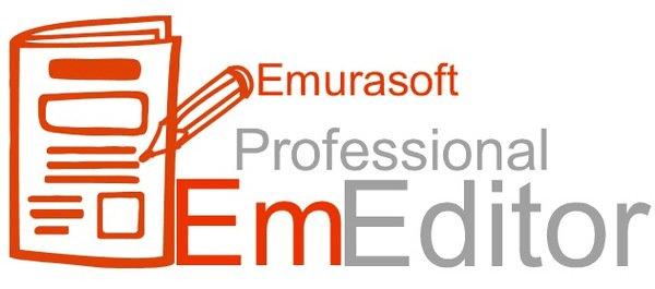برنامج محرر النصوص الشهير | Emurasoft EmEditor Professional