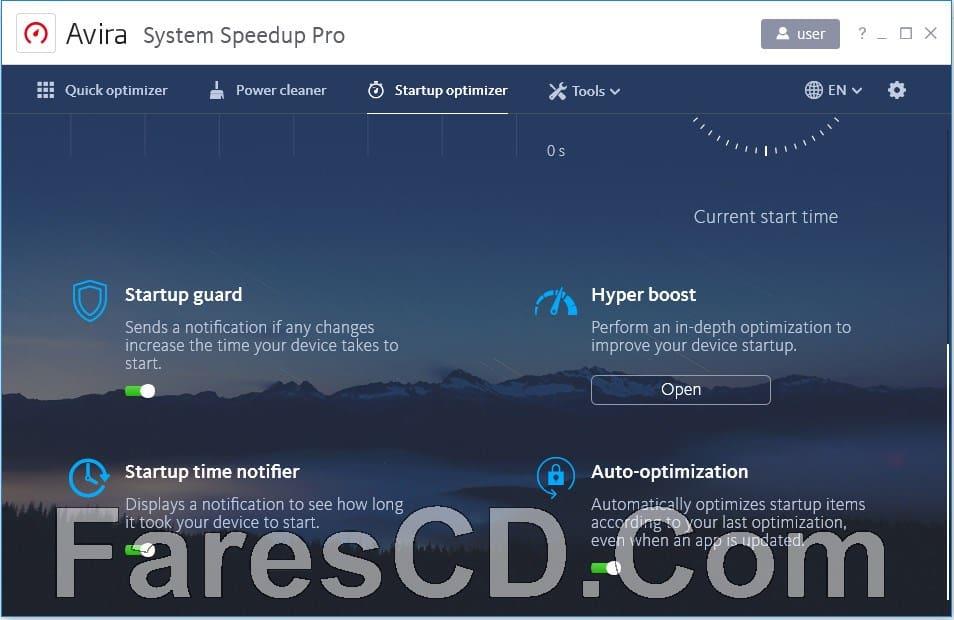 برنامج أفيرا لصيانة وتسريع الويندوز | Avira System Speedup Pro