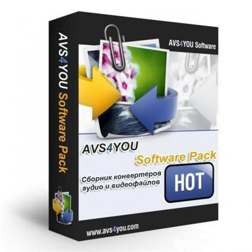 تجميعة برامج الميديا الشاملة 2019 | AVS4YOU Software AIO