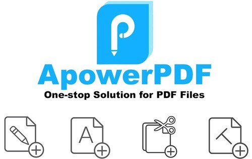برنامج تحرير وتعديل ملفات بى دى إف | Apowersoft ApowerPDF