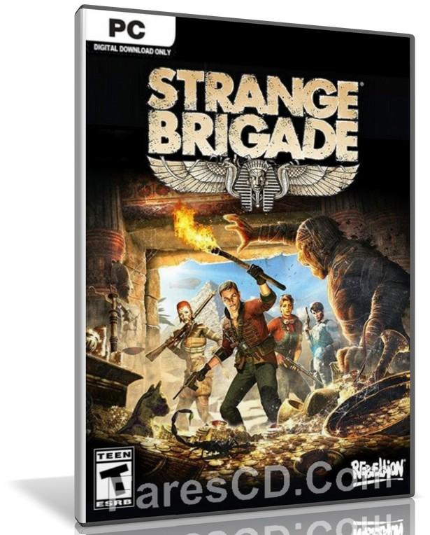 لعبة المغامرات والأكشن 2019 | Strange Brigade