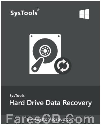 برنامج استعادة الملفات المحذوفة   SysTools Hard Drive Data Recovery 10.0.0.0