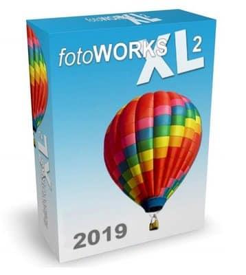 برنامج تحرير الصور   FotoWorks XL 2019