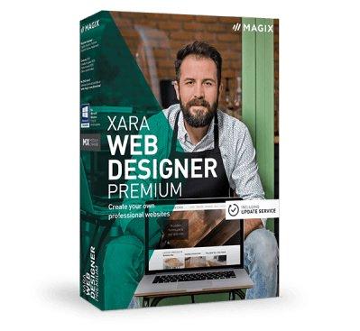 برنامج تصميم المواقع | Xara Web Designer Premium