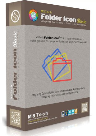 برنامج تصميم وتغيير شكل الايقونات | MSTech Folder Icon Pro