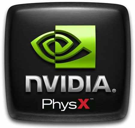 برنامج دعم وتسريع الألعاب | Nvidia PhysX System Software