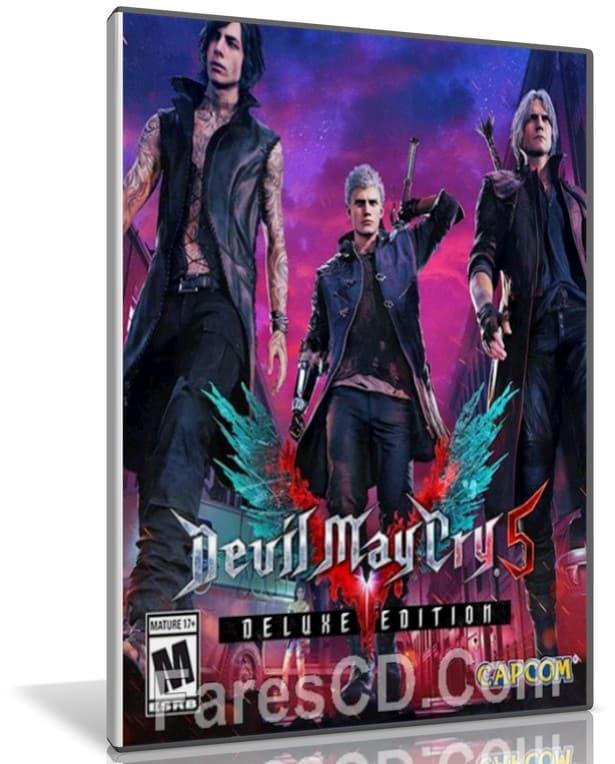 لعبة الأكشن المنتظرة | Devil May Cry 5 Deluxe Edition