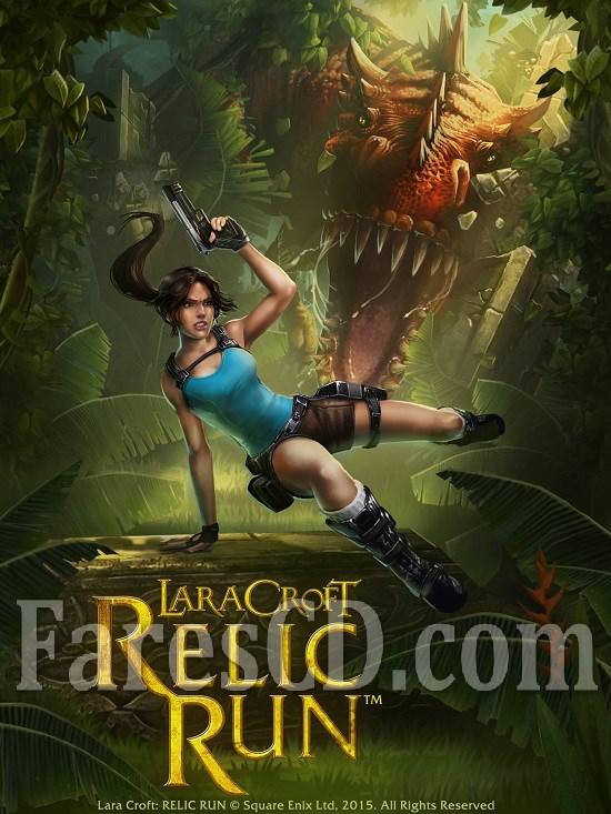 لعبة المغامرات و الاكشن الشهيرة | Lara Croft Relic Run MOD v1.11.112