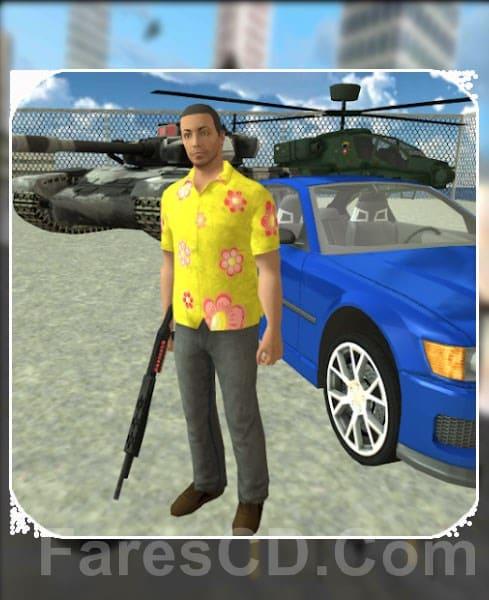 للاندرويد لعبة الاكشن والعصابات | REAL GANGSTER CRIME