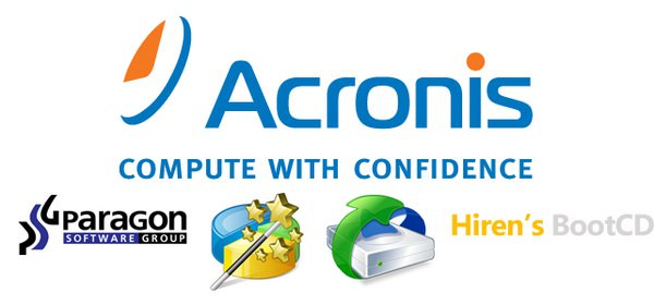 اسطوانة أكرونس الشاملة للصيانة | Acronis 2k10 UltraPack 7.21.3