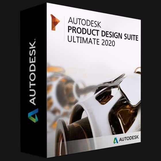 تجميعة برامج أوتوديسك 2020   Autodesk Product Design Suite Ultimate