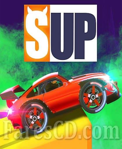 لعبة السيارات و السباقات للأندرويد   SUP Multiplayer Racing MOD v1.9.8