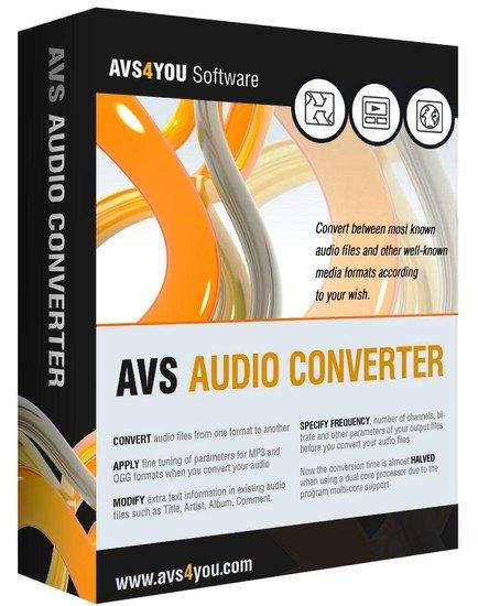 برنامج تحويل ملفات الصوت | AVS Audio Converter 9.0.3.593