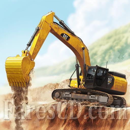 أشهر ألعاب البناء | Construction Simulator 3 MOD v1.1 | أندرويد