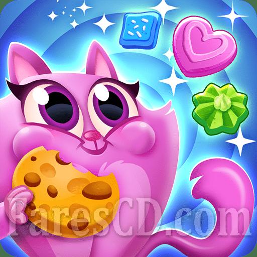 لعبة | Cookie Cats MOD v1.46.0 | للأندرويد