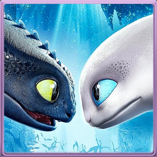 لعبة | Dragons: Rise of Berk MOD v1.40.16 | اندرويد