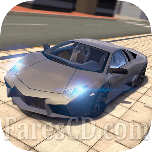 لعبة | Extreme Car Driving Simulator MOD | أندرويد