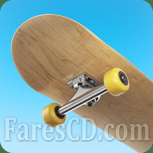 لعبة | Flip Skater MOD v1.76 | اندرويد