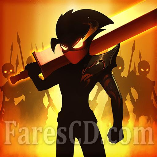 لعبة | Stickman Legends: Shadow Wars MOD | أندرويد