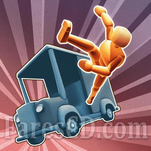 لعبة | Turbo Dismount MOD v1.40.0 | للأندرويد