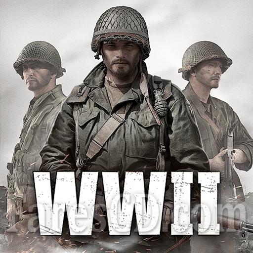 لعبة الاكشن الرائعة | World War Heroes MOD | أندرويد