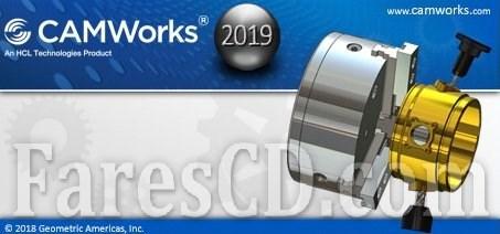 برنامج كام ووركس 2019 | CAMWorks 2019 SP2.0 Build 2019.05.02