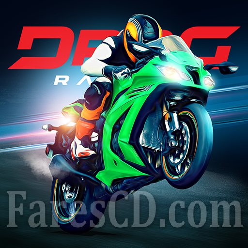 لعبة | Drag Racing: Bike Edition MOD v2.0.3 | للأندرويد