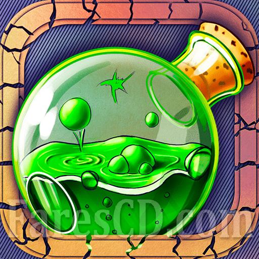 لعبة الألغاز   Doodle Alchemy MOD v1.3.8   للأندرويد