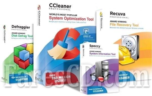 آخر إصدار من برنامج سى كلينر بلس | CCleaner Professional Plus 5.60