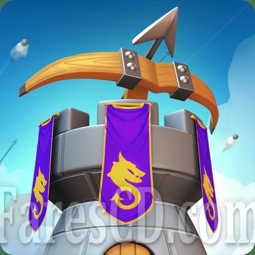 لعبة الإستراتيجية الممتعة | Castle Creeps TD MOD v1.48.0 | أندرويد