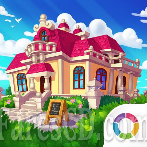 لعبة الألغاز و الترفيه | Manor Cafe MOD | أندرويد