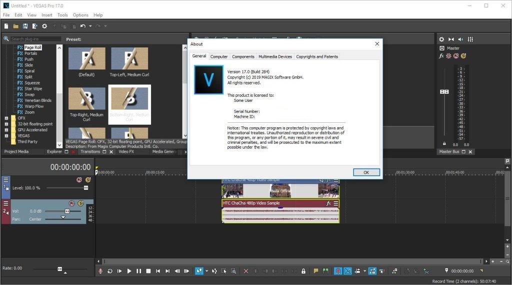 برنامج فيجاس 2020 لمونتاج الفيديو | MAGIX VEGAS Pro