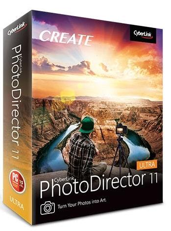 برنامج تعديل الصور 2020 | CyberLink PhotoDirector Ultra