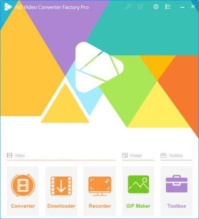 برنامج تحويل صيغ الفيديو إتش دى | WonderFox HD Video Converter Factory Pro