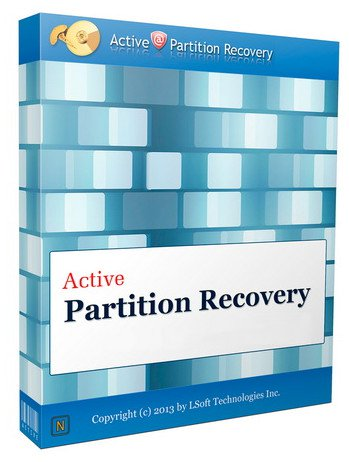 اسطوانة استعادة الملفات المحذوفة | Active Partition Recovery Ultimate 19.0.3