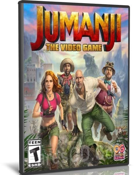 لعبة فيلم جومانجى | JUMANJI The Video Game