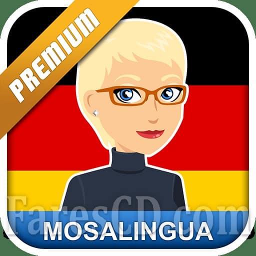 تطبيق تعليم الألمانية | Learn German with MosaLingua v10.42 build 170 | أندرويد