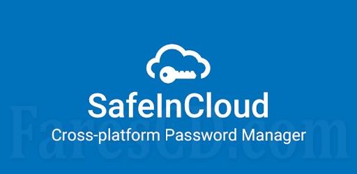 تطبيق حفظ كلمات السر | Password Manager SafeInCloud Pro | أندرويد