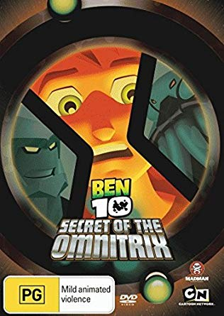 فيلم كرتون | Ben 10 Secret of the Omnitrix | مدبلج