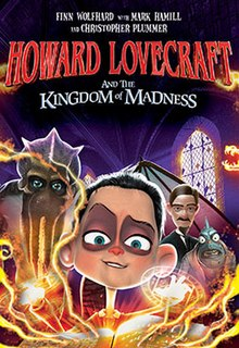 فيلم كرتون | Howard Lovecraft and the Kingdom of Madness | مترجم