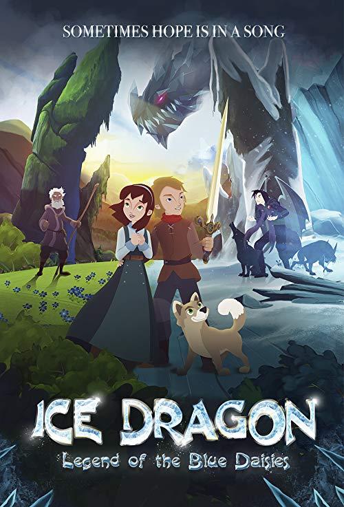 فيلم كرتون | Ice Dragon Legend of the Blue Daisies | مترجم