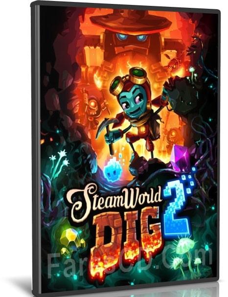 لعبة الألغاز | SteamWorld Dig 2