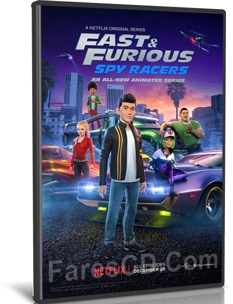 مسلسل كرتون   Fast Furious Spy Racers   الموسم الأول مدبلج