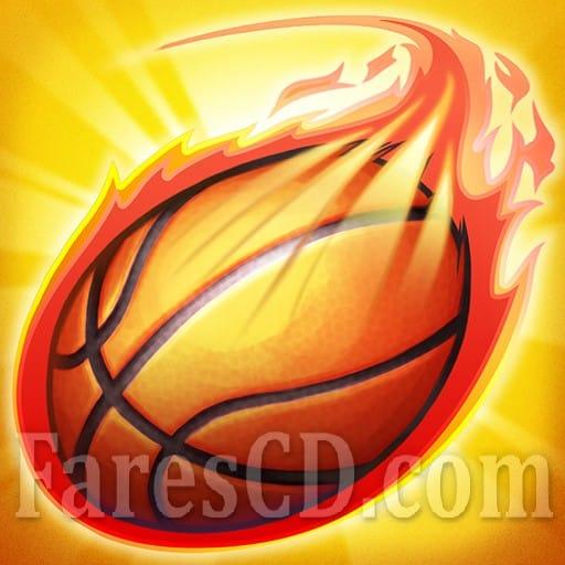 لعبة حرب كرة السلة | Head Basketball MOD | أندرويد