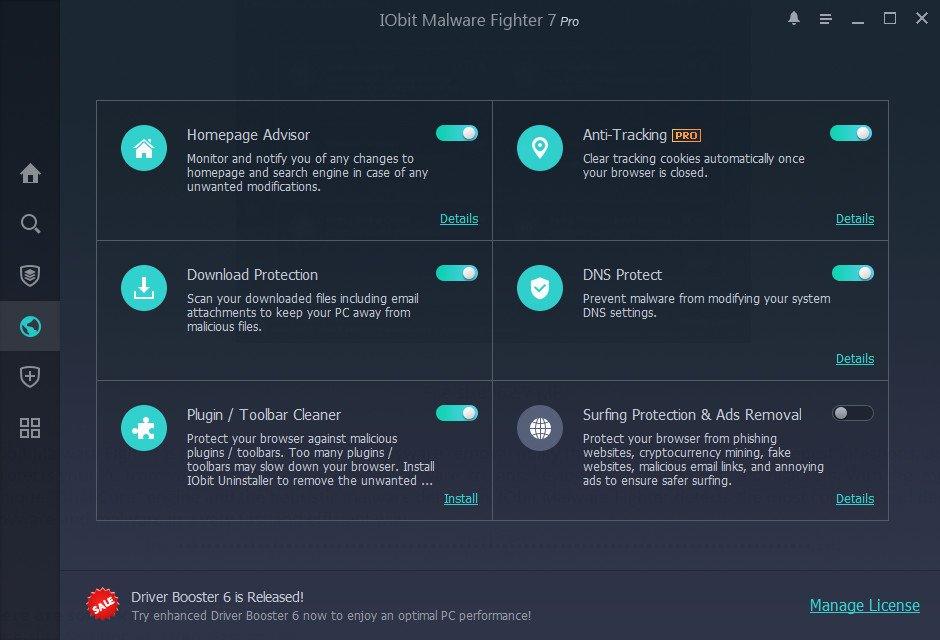 برنامج الحماية من فيروسات المالور 2020 | IObit Malware Fighter PRO