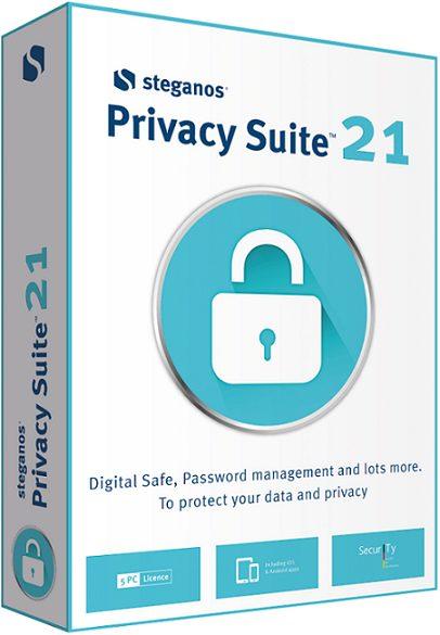 البرنامج الشامل لتأمين وتشفير الملفات   Steganos Privacy Suite v21