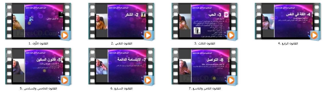كورس القوانين التسعة لتحرير القدرات | عربى من يوديمى