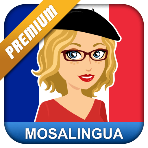 تطبيق تعليم الفرنسية | Learn French with MosaLingua | أندرويد